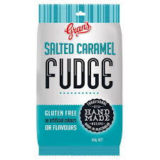 Gran's Salted Caramel Fudge 100g