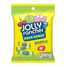 Jolly Rancher - Sour Surge 184g