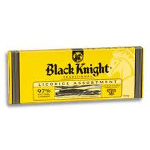Black Knight - Licorice Assortment 250g