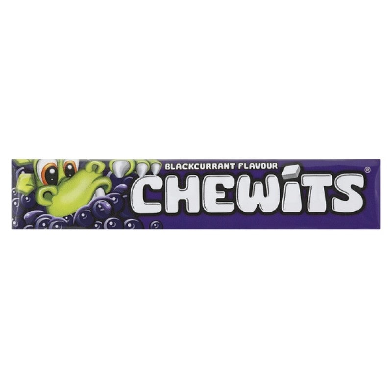 Chewits - Blackcurrant 30g