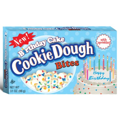 Birthday Cake Cookie Dough Bites 88g