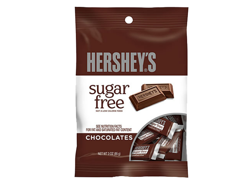 Hershey's - Sugar Free 85g Past Best Before