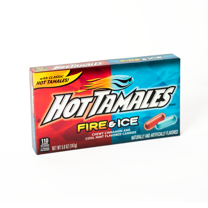 Hot Tamales - Fire & Ice 141g
