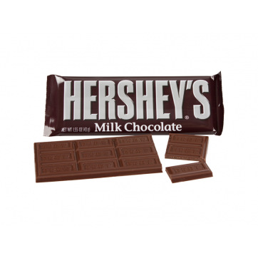 Hershey's - Milk Chocolate 43g