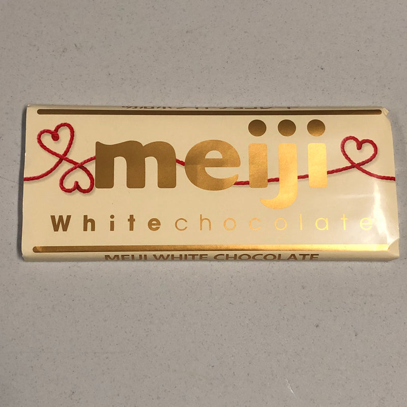 Meiji - White Chocolate 50g