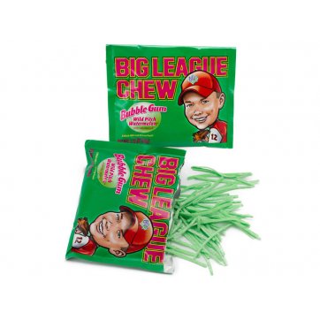 Big League - Wild Patch Watermelon Bubble Gum 60g