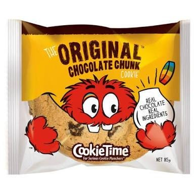 Cookie Time - Original Chocolate Chunk 85g