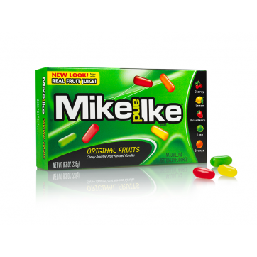 Mike & Ike - Original Fruit 141g