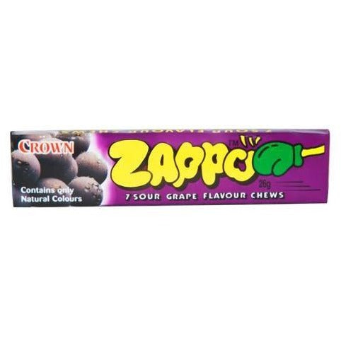 Zappo - Grape Flavour 26g