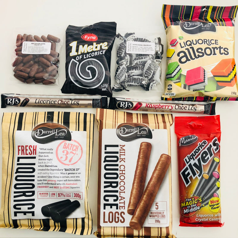 Ultimate Liquorice Lover - Gift Hamper