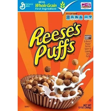 Cereal - Reese's Puffs 346g