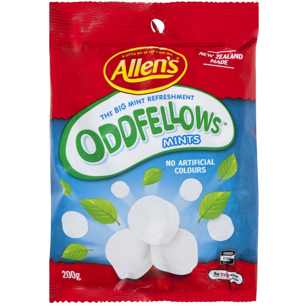 Allen's - Oddfellows 200g Past Best Before