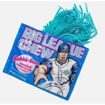 Big League - Cotton Candy Bubble Gum 60g