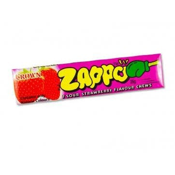 Zappo - Strawberry Flavour 26g