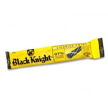 Black Knight Licorice 40g