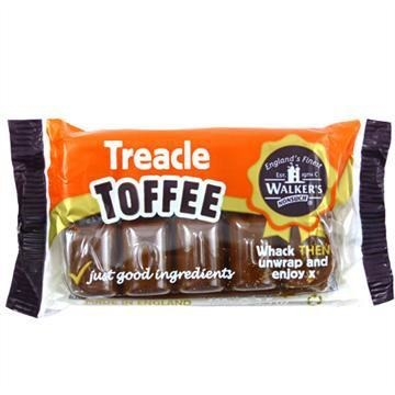 Walkers - Treacle Toffee 100g