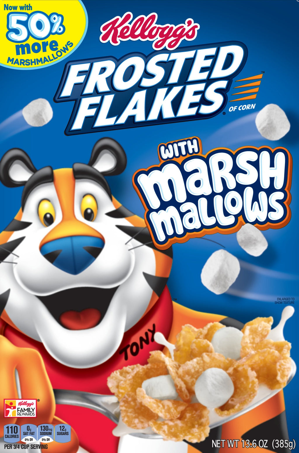 Frosted Flakes - Marsh Mallows 385g