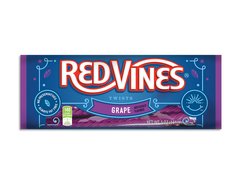 Red Vines - Grape 141g