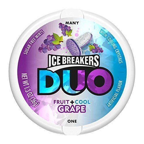 Ice Breakers - Grape 36g