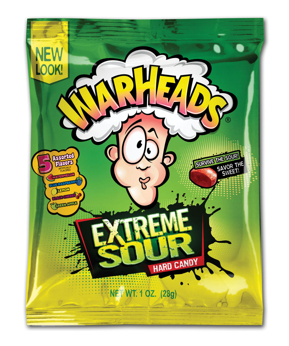 Warheads - Extreme Sour 28g