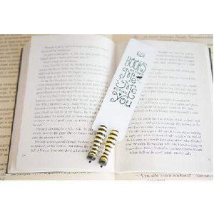 Louisa bookmark-Crazy Bookmark-myBOOKmark-RowaqBookstore