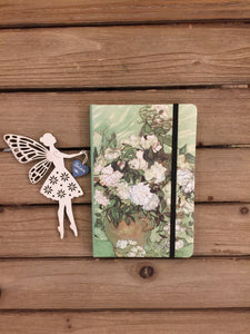 دفتر Vincent willem van gogh-Leather Notebooks-RowaqBookstore-RowaqBookstore