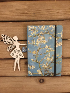 Vincent Van Gogh دفتر-Leather Notebooks-RowaqBookstore-RowaqBookstore