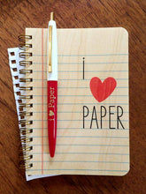 Paper Makes Me Smarter + Love Paper-Pen-Night Owl Paper Goods-RowaqBookstore