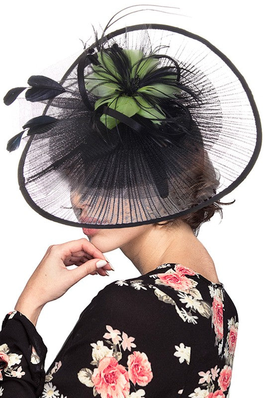 Whimsical Fascinator - Fashdime shopfashdime.com