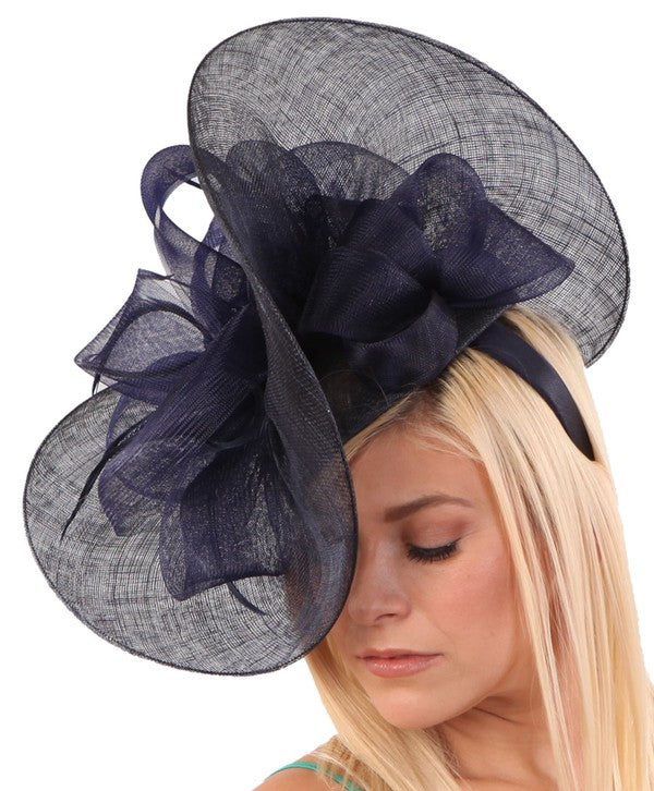 Oversized Fascinator Hat - Fashdime shopfashdime.com