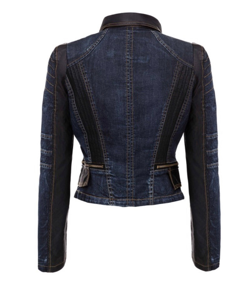 Cruise Control Denim Jacket