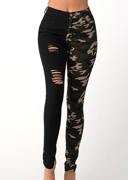 No Competition High Waist Skinny Pants