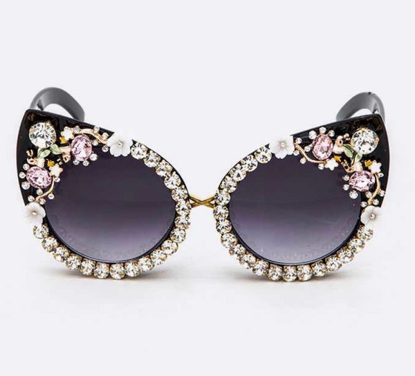 Paris Cat Eye Sunglasses