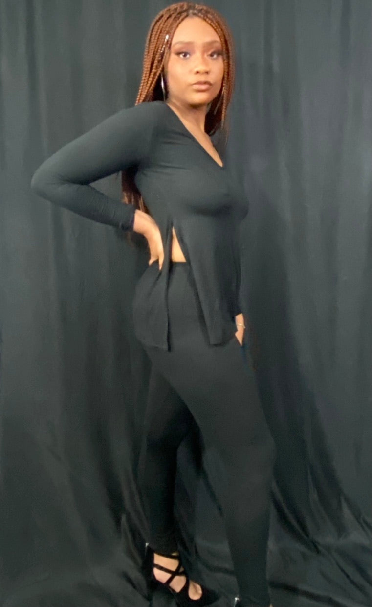 The Switch Up Stretch Pant Set