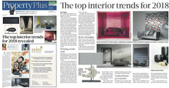 The lie of the interiors land for 2018 in SBP Oct 2017
