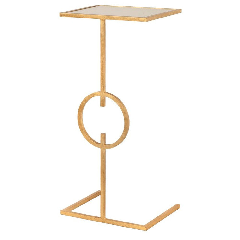 Cigar Table - Gold
