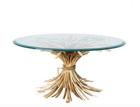 Golden Corn Coffee table