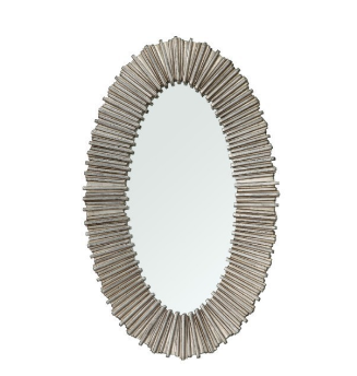Dover Oval Mirror