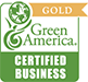 Green America Certified Gold