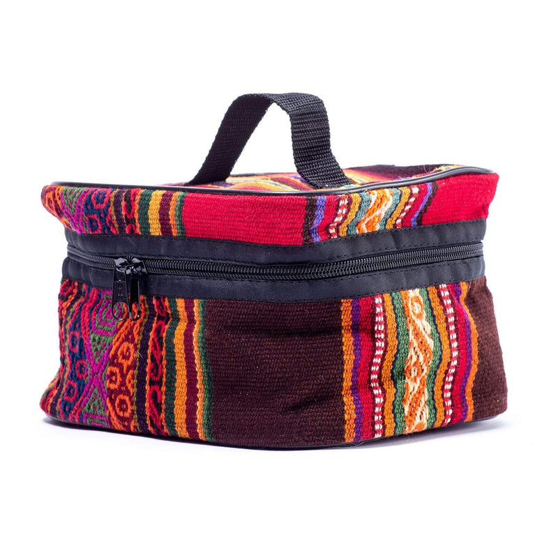 Peruvian Zipper Bag Carrying Case