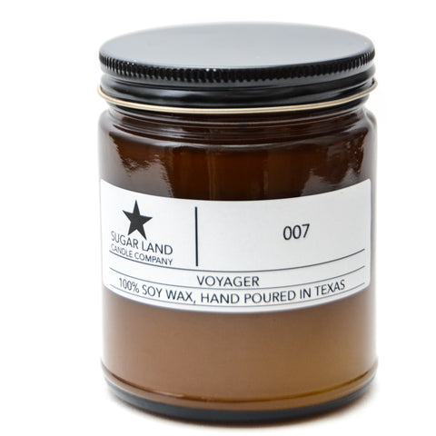 Voyager - 100% Soy Wax Candle Classic Size 7.2 oz