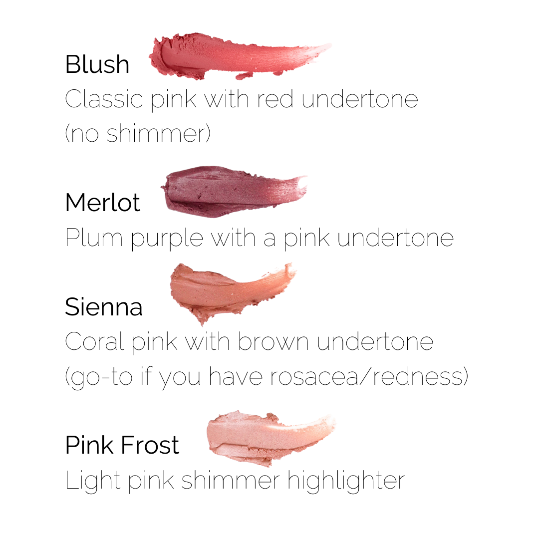 CHEEK TINT TRIO