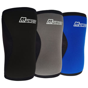 Murgs 7mm knee sleeves collection