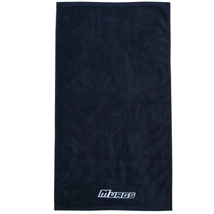 Murgs Black Gym Towel
