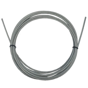 Silver 2.5mm Cable