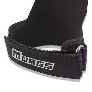 Murgs Panther Grips strap and buckle