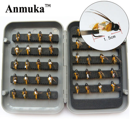 Anmuka A4 40 flies / plastic box