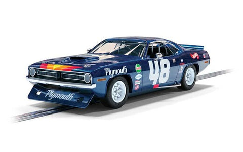 Plymouth Barracuda 1970 Dan Gurney C4219