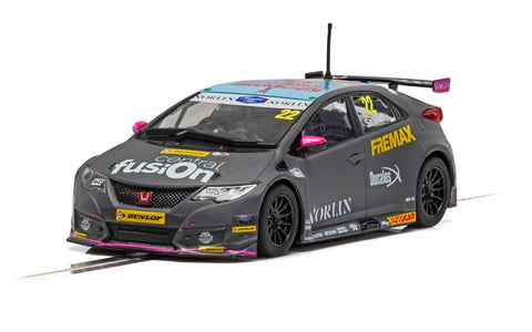 Honda Civic BTCC 2018 Chris Smiley No.22 C4015