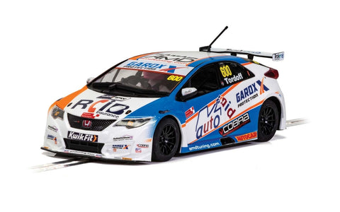Honda Civic Type R - BTCC 2019 - Sam Tordoff C4144